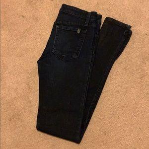 Navy Joes Jeans Skinny
